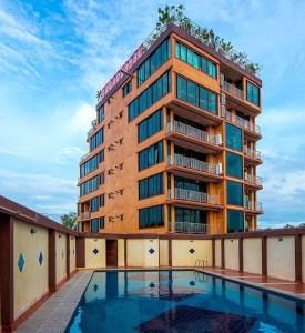 Ping View Apartments Chiang Mai