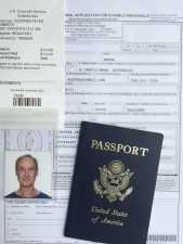 US Passport Application