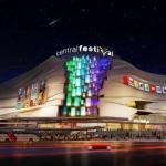 """清迈最新最大 Shopping Mall """"Central Festival"""""""