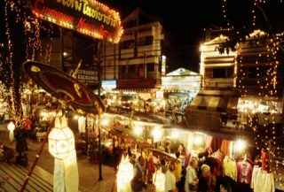 Chiang Mai Night Bazaar_