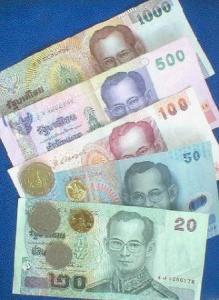 Send money to Thailand