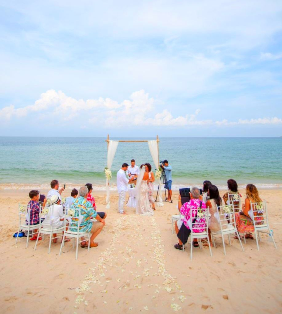 Thailand Weddings Planners and Packages of Phuket Thailand Wedding Packages Prices