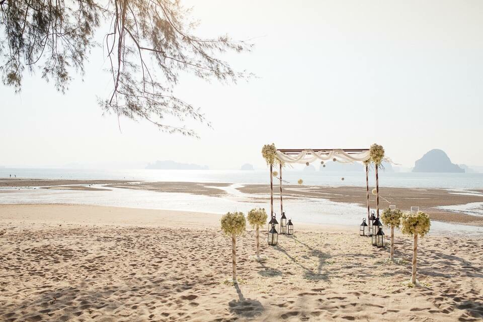 Ao Nang Krabi Wedding marriage planner
