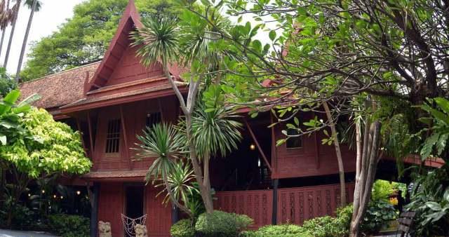 Jim Thompson Residence