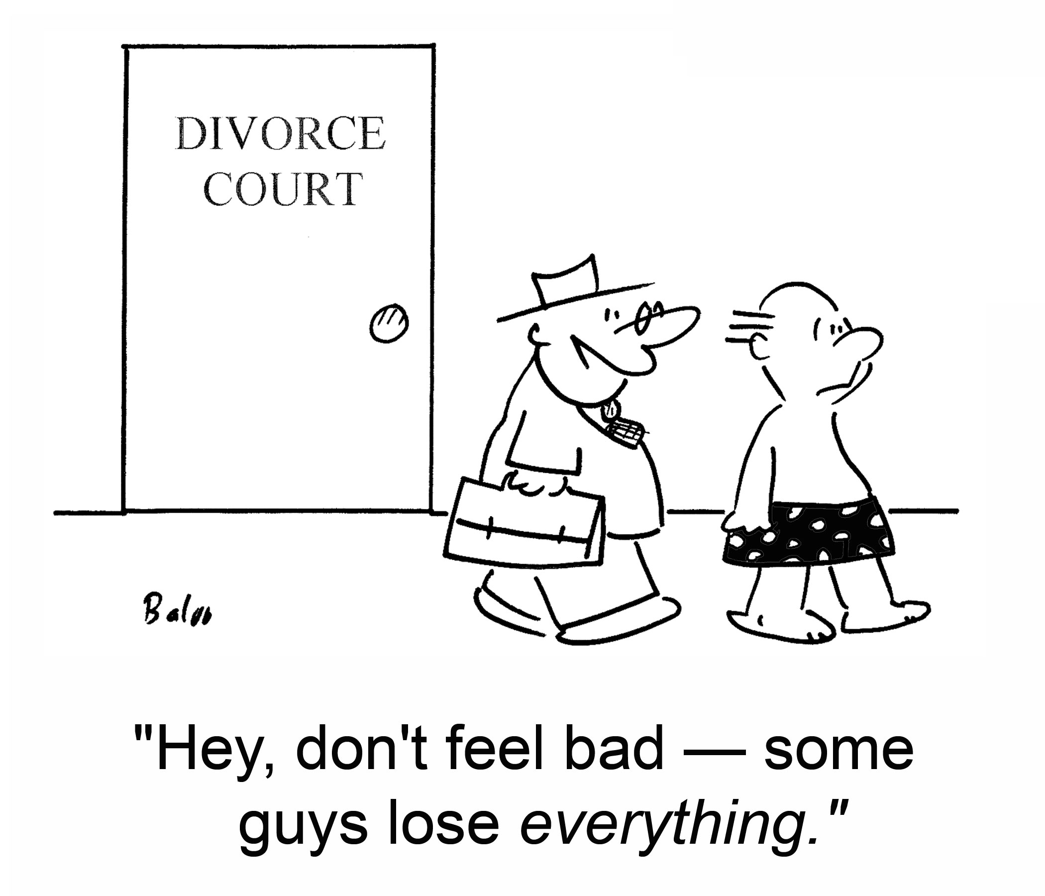 Divorce in The US