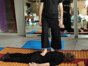 Mat3 Thaise YogaMassage