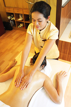Traditional Thai Massage Treatments