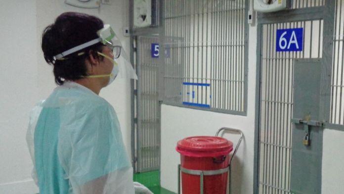 Covid-19 case: 600 people facing quarantine