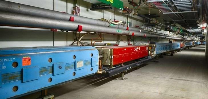 Fermilab สร้างลำอนุภาคกำลังสูงสุดเท่าที่เคยมีมา 1