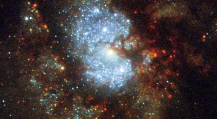 กล้องโทรทรรศน์ฮับเบิลเผยกาแล็กซีที่ซ่อนเร้น