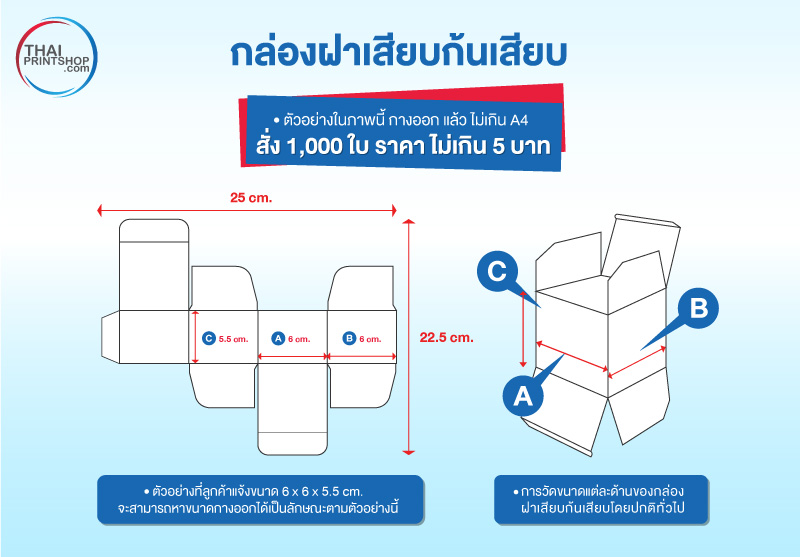 packaging กล่อง 102