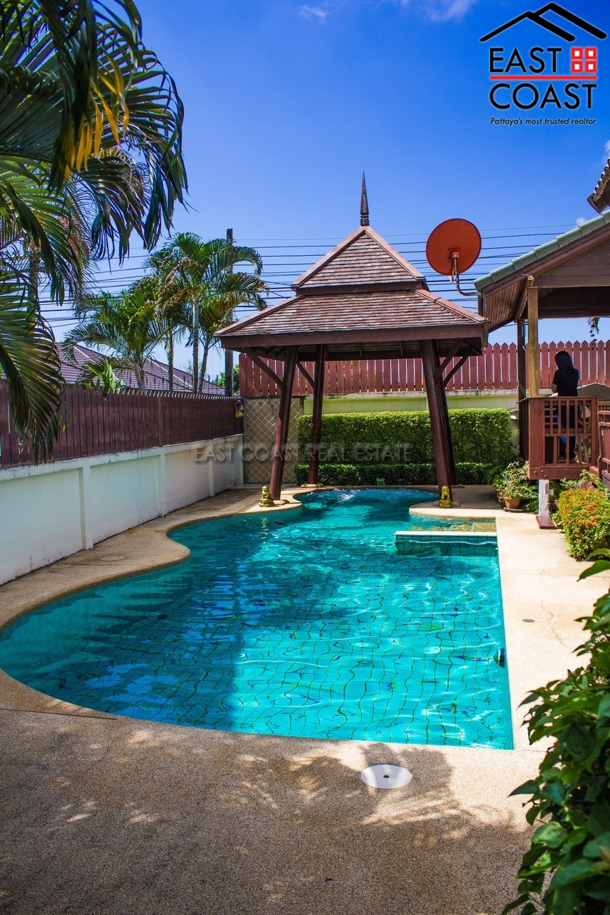 Central Park 5 House in East Pattaya  House For Sale