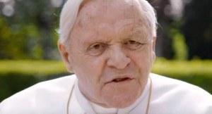 映画『2人のローマ教皇』の一場面