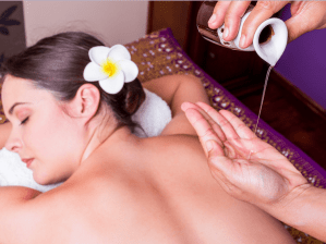Thai Oil Massage 2