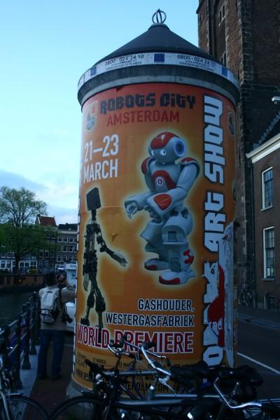 Robots City
