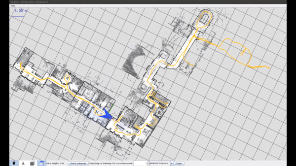 google-cartographer