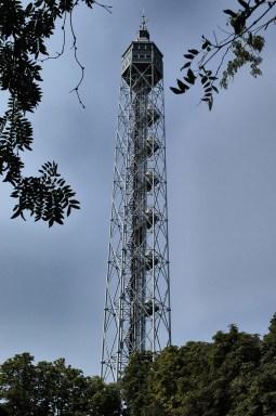 Torre Branca. Parque Sempione, Milán