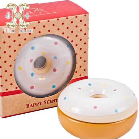 【買一送一】奶油甜甜圈擴香瓶禮盒