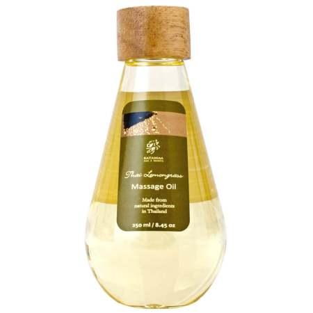 天然SPA按摩/保養油-檸檬草250ml