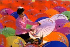 Bosang Umbrella Festival