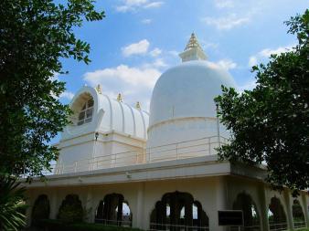 Wat Tham Puang Thajsko - kopie Kušinagara