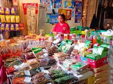 Tržnice Tha Sadet - Nong Khai