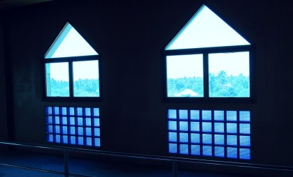 Modré patro - Wat Tha It Thajsko
