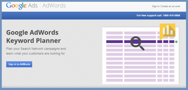 Google Adword Keyword tool | Thakur Blogger