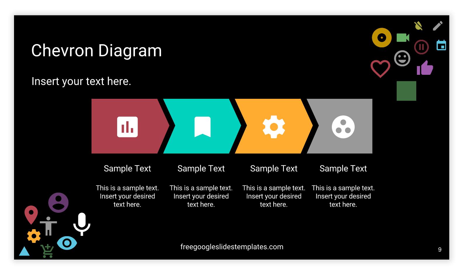 Free Google Slides Templates for presentation