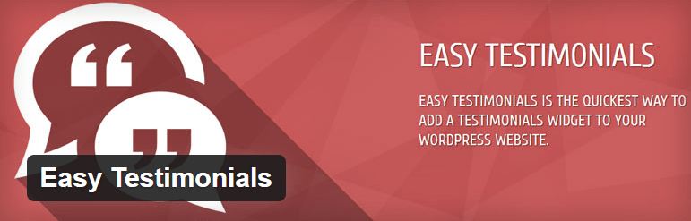 Easy Testimonials - WordPress Plugin Add Testimonial in WordPressEasy Testimonials - WordPress Plugin Add Testimonial in WordPress