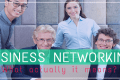 what it means Business networking