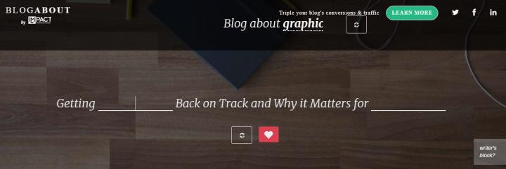 impactbnd blog title generator