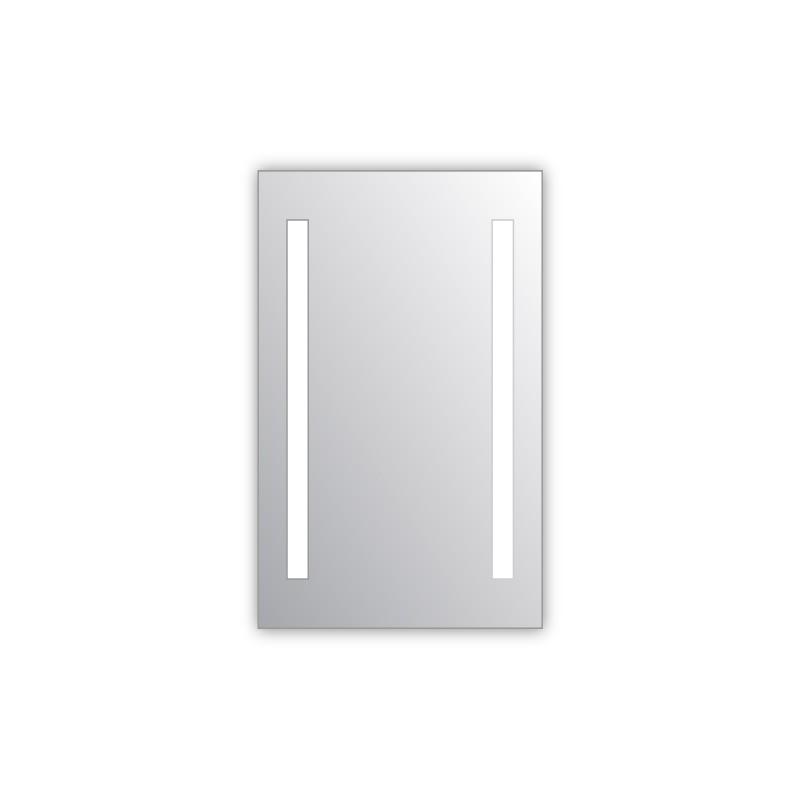 Miroir Salle De Bain Visio 40 Cm Retroeclairage Led