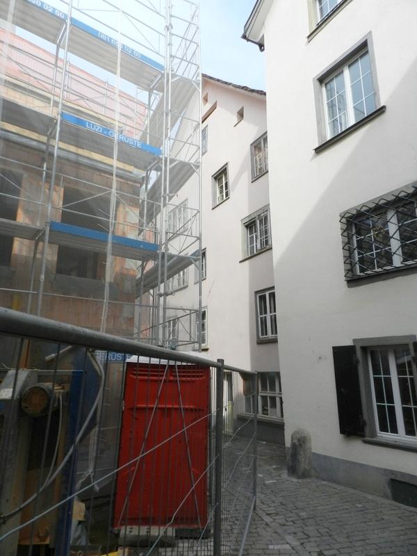 Wohnungen Am Kornplatz In Chur