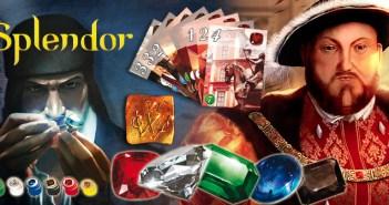 Splendor - Un jeu tactique, rapide et addictif !