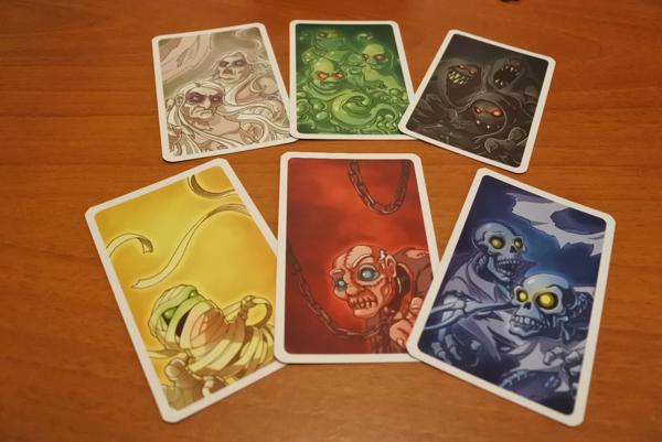 Les cartes famille