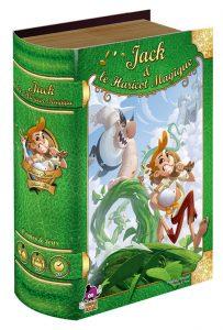 Boîte du jeu Jack et le Haricot Magique