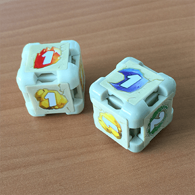 Dés - Dice Forge