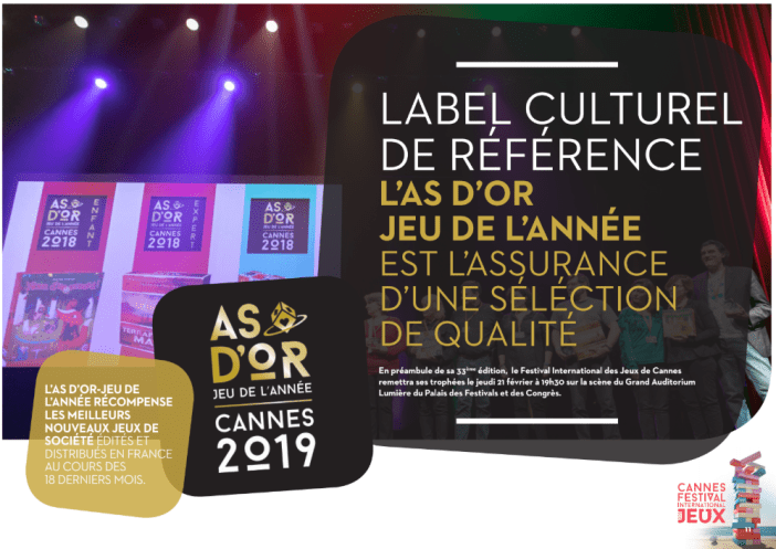 Label As d'Or