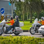 Big Size Motorcycles Pass by Kleang Rayong
