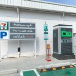 Electric for any car is going to available to many 7 eleven