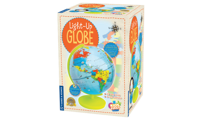 globes kids first light