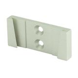 1A4336A6688A - VM-2500 'V' mount wall plate