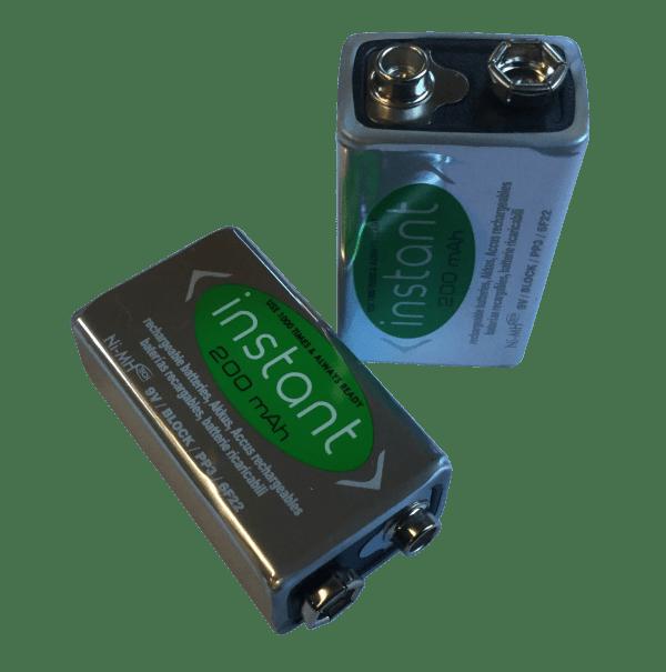 Photo Batteries2 e1537785427195 - CAT+ Standard photocell 200 mAh rechargeable batteries