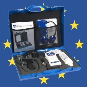 EU Doppler Kit 2 - CAT+ Doppler (with Flat probe)