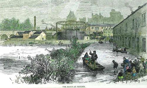 floods Jan 1869