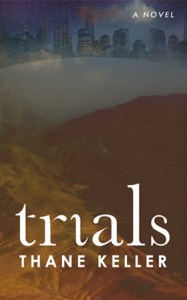 Trials Book Cover Design