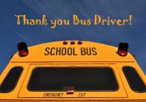 Thank You Bus Drivers 2