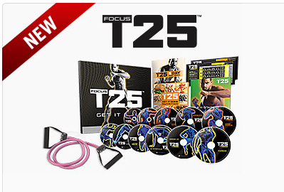 Focus T25 Beachbody