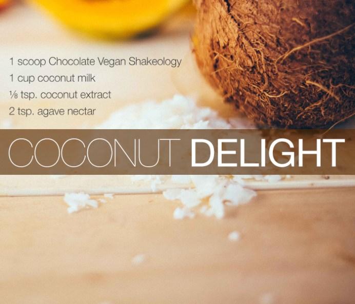 Coconut Vegan Recipe